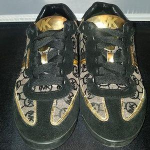 Michael Kors signature sneakers. Size 7.5 m